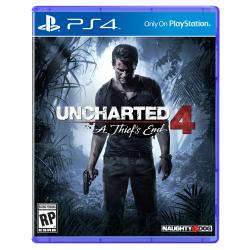 UNCHARTED 4: A THIEF'S END PS4 Playstation 4
