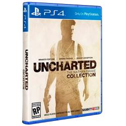 UNCHARTED: TND COLLECTION PS4