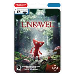 UNRAVEL/EADL6142  PC Electronic Arts