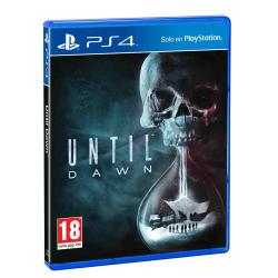 UNTIL DAWN PS4 Sony