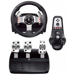 Volante Logitech G27 RACING WHEEL PC, PS3 Negro