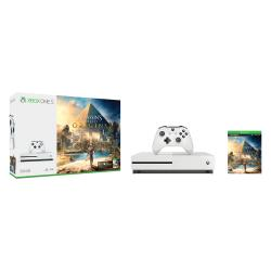XBOX ONE S 1 TB ASSASSIN'S CREED ORIGINS + RAINBOW SIX SIEGE